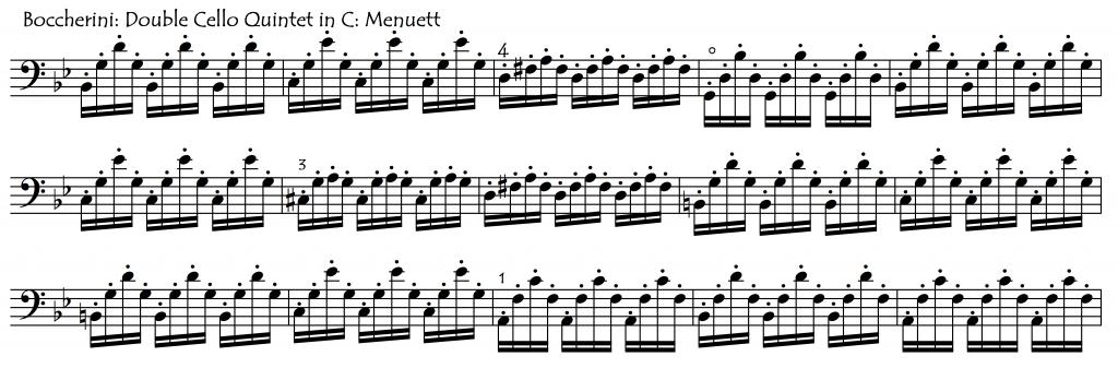 broken chords bocch quintet