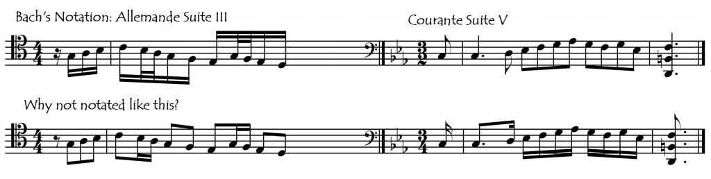 bach allmnde 3 and cournte 5