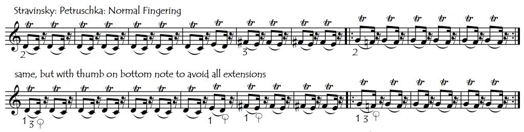 2-4 tone trill with tone turn rep STRAV