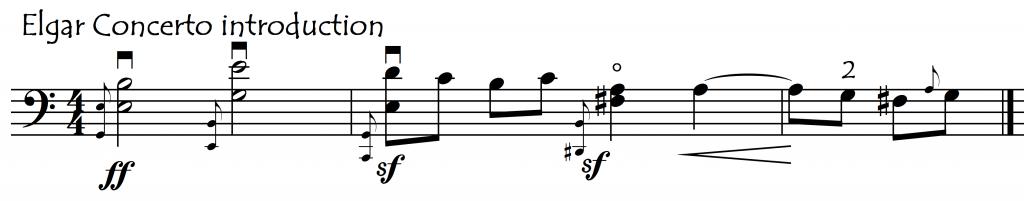 elgar concerto