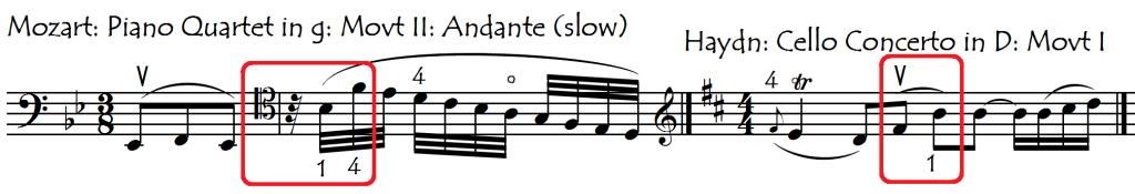 portato shift classical