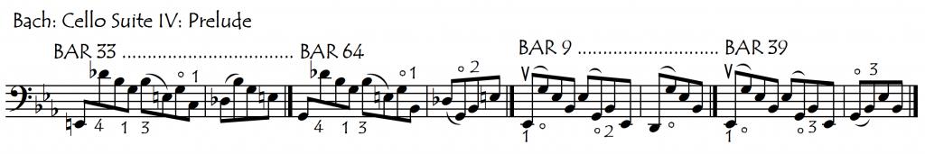 Bach IV prel memory