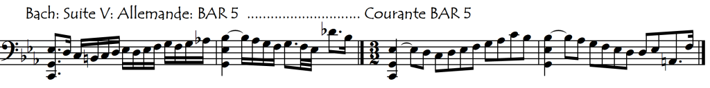 memory trap to new movt Bach