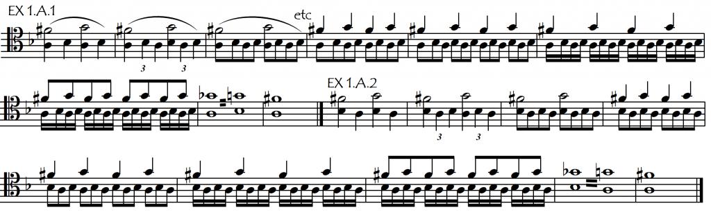 short cossmann example