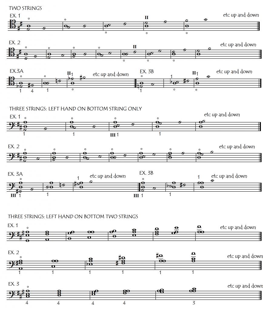 upside down chord charts