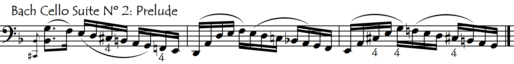 bach II extd up with thumb back
