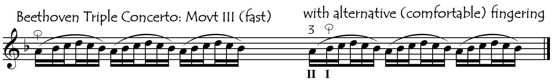 beet triple III semi
