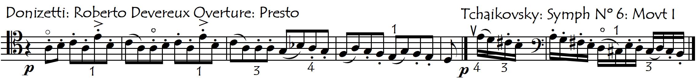tchaik 6 donizetti brushed