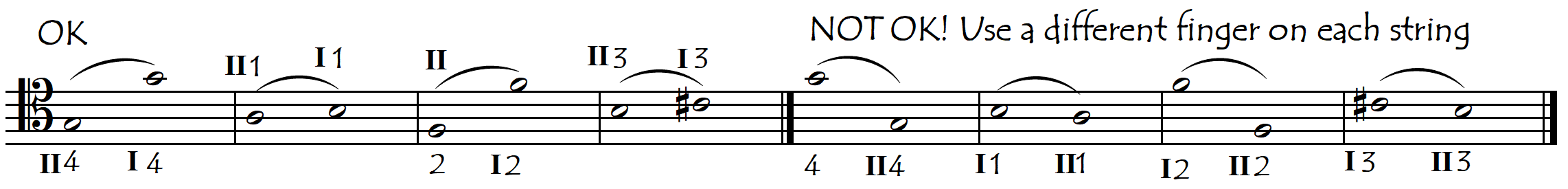 shifting to new string OK and not OK new